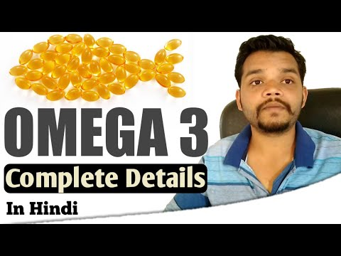 Omega 3 Fatty Acid Benefits, Source, & Side Effects In Hindi   Gyanear
