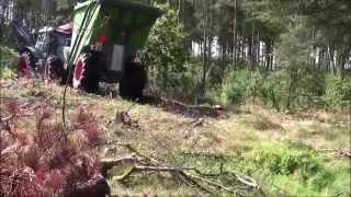 Fendt trisix forest