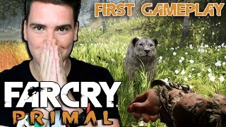 HO PROVATO FAR CRY PRIMAL!! - Far Cry Primal FIRST GAMEPLAY [ITA HD]