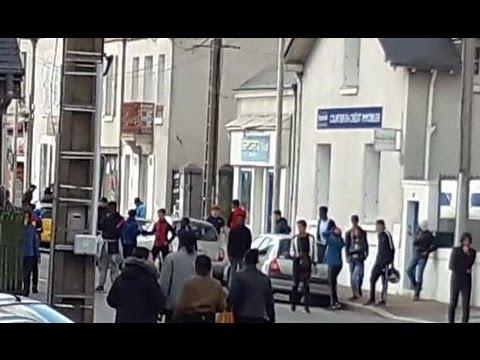 Blois - forains agressés