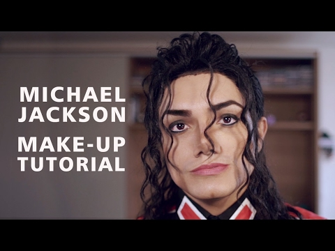 Michael Jackson - Make Up Tutorial