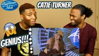 Catie Turner Auditions for American Idol With Quirky Original Song - American Idol 2018  (REACTION)