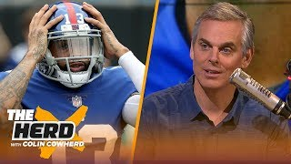 Colin Cowherd: Odell Beckham is exactly who he's always been – he's not the issue   NFL   THE HERD