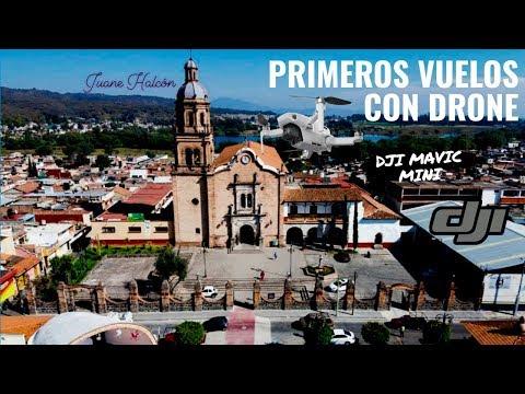 DJI MAVIC MINI REVIEW Y PRIMEROS VUELOS / JUANE HALCON