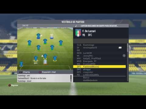 Eurocan iFVPA - Italy vs Iraq