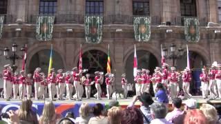 早稲田摂陵高校WB 2012スペイン遠征1