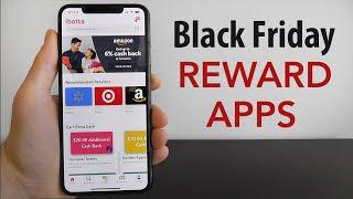 Best Apps to Save Money on Black Friday & Cyber Monday!   Black Friday Reward Apps