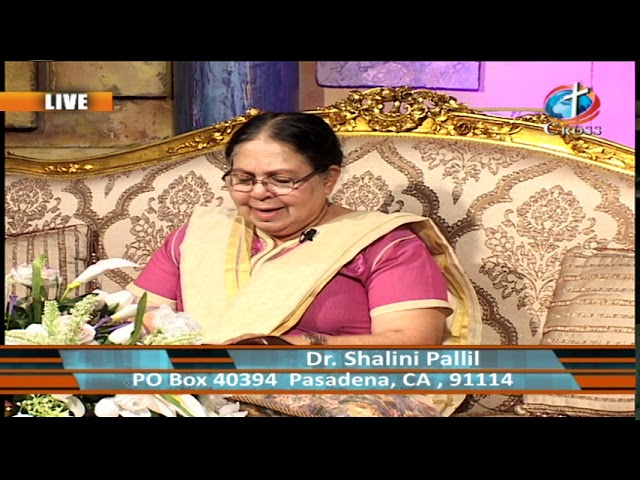 The Light of the Nations Rev. Dr. Shalini Pallil 09-03-2019