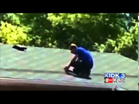 Homeowners warn of alleged roofing scam