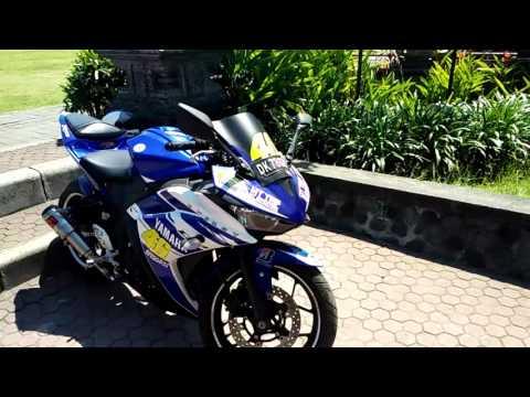 Modifikasi Yamaha Byson Versi Yamaha R25