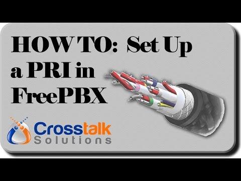 How to Set Up a PRI in FreePBX