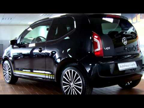 volkswagen up street up 1 0 sportpaket fd084521 black pearl autohaus czychy youtube. Black Bedroom Furniture Sets. Home Design Ideas