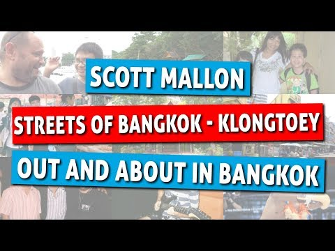 Out and About In Bangkok - Klongtoey