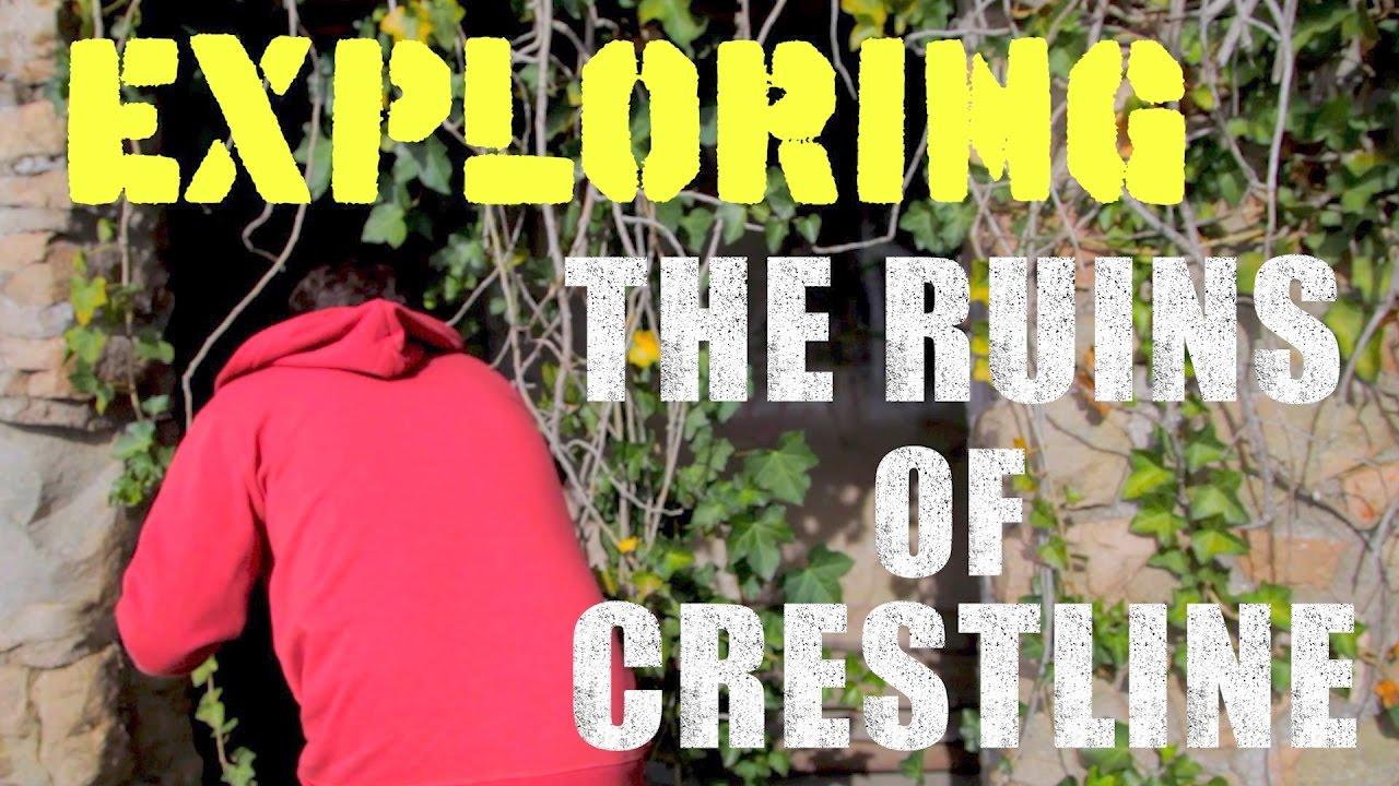 EXPLORING SATAN'S CASTLE - Crestline California