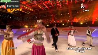 Montenegro Dance - 23rd of April International Children Fest 2015