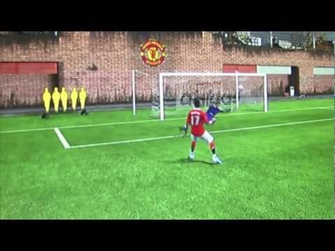 FIFA 11 Finesse Shot Tutorial