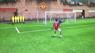 FIFA 11 Finesse Shot Tutorial