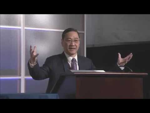 "Edmund Chan – ""The Heart of Success Re-defined"""