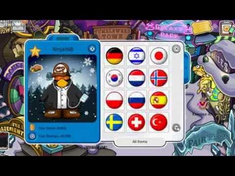 Free club penguin accounts youtube