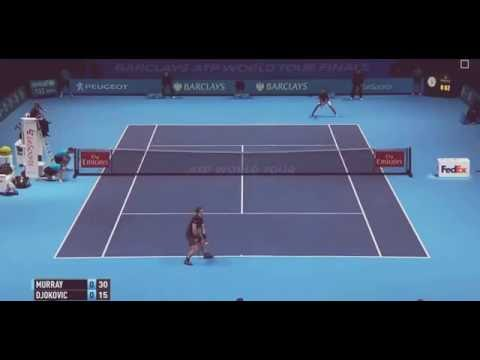 Novak Djokovic vs Andy Murray ATP World Tour Finals 2016 Highlights HD