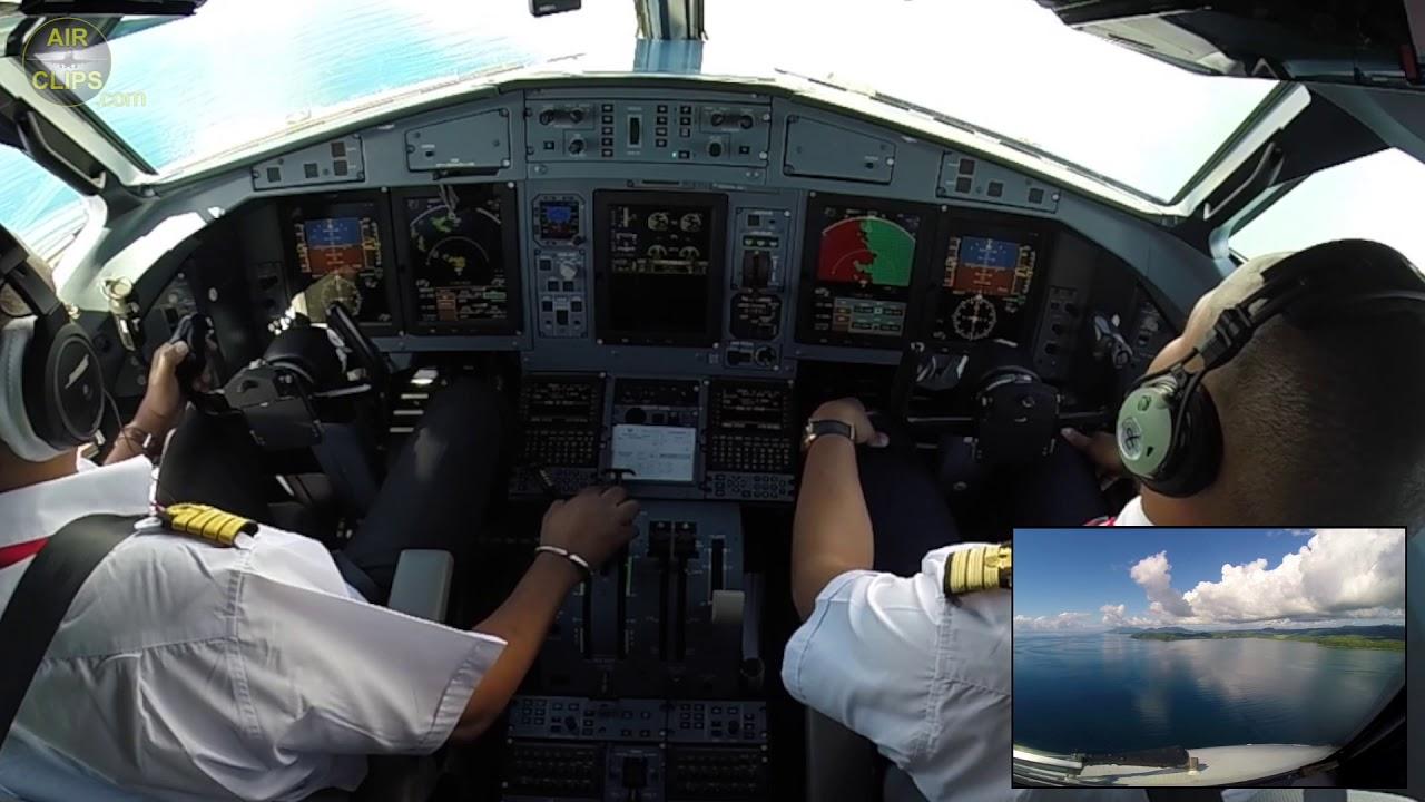 PROs @ WORK! Piloting a brand new ATR 72-600 into Madagascar's Nosy Be!  [AirClips]