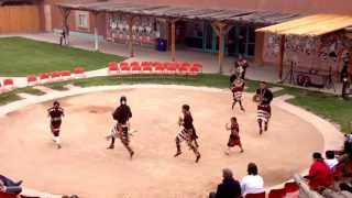 Pollen Trail Dancers (Navajo) Basket Dance