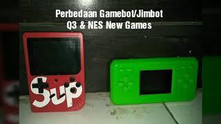 Perbedaan Q3 & NES New Games (Review)