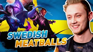 Rekkles ADC LucianKai&#39Sa SWEDISH MEATBALLS