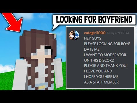 USING LITTLE GIRL VOICE CHANGER TO TROLL STAFF ON MINECRAFT...