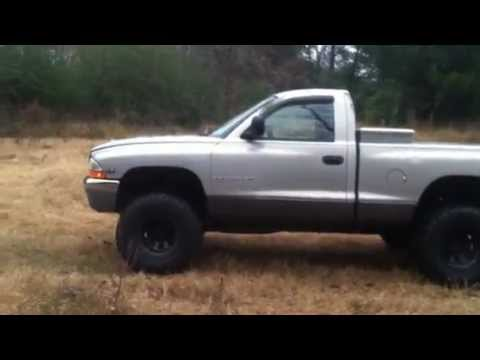 1997 Lifted Dodge Dakota Youtube