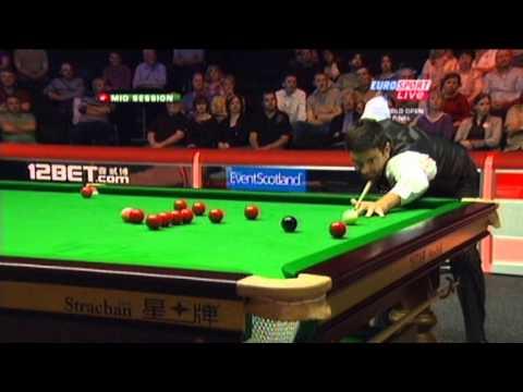 Snooker 147 - Ronnie O'Sullivan - 2010 World Open