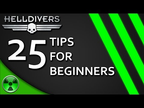 25 Beginner Tips and Tricks for Helldivers on PS4, PS3, PS Vita, and PC (Updated)