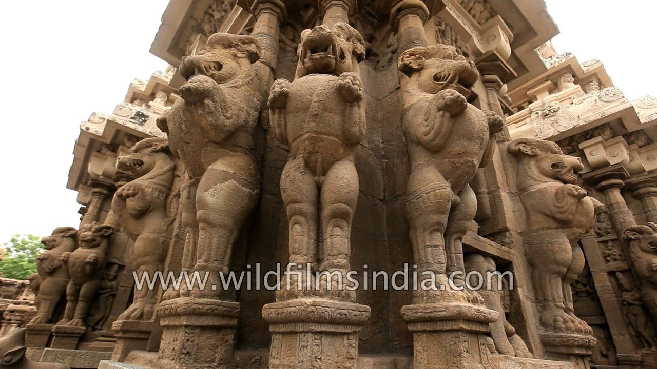 kanchipuram india s finest architecture history and culture come