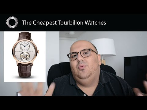 The Cheapest Swiss Tourbillon Watches On The Market Today - Federico Talks Watches