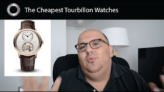 The Cheapest Swiss Tourbillon Watches On The Market Today - Federic...