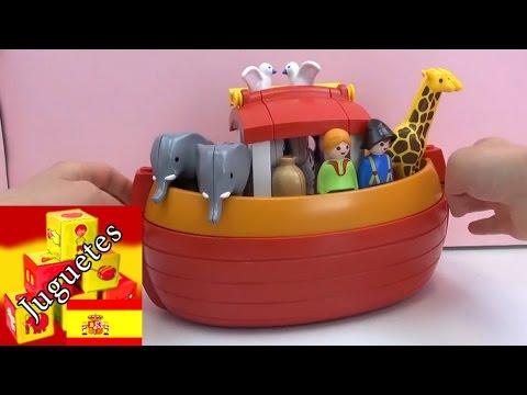 El arca de Noé de Playmobil