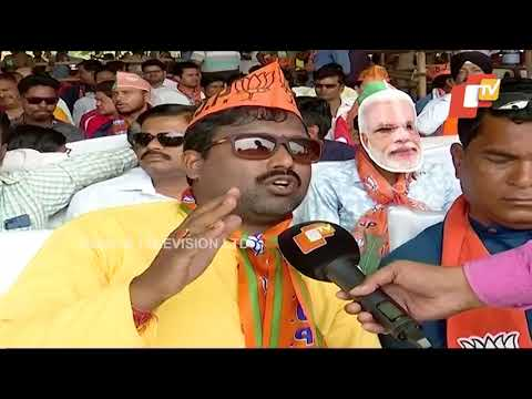 Sambalpur BJP unit upbeat ahead of PM Modi's visit today