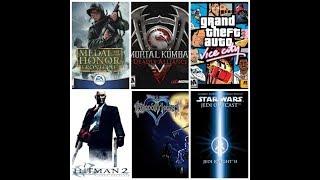 Best Gametrailers of 2002 Part 1