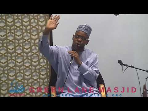 Being Thankful for the Blessings of Allah (SWT) - Shaykh Abu Usamah At-Thahabi