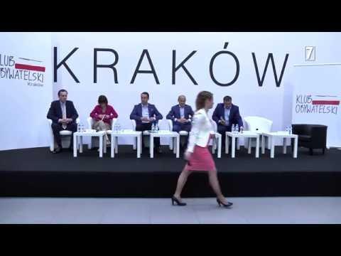 """Debata z udziałem przedstawicieli partii opozycyjnych pod hasłem """"Polska 2020"""""""