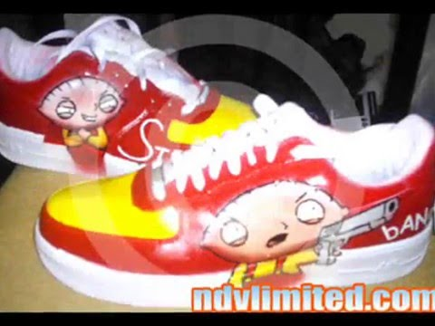 best website 2860a 15dc1 ... low price custom nike air force ones by ndv limited 13dd8 5a212 ...