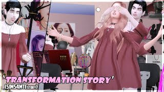 Transforming Into Girl!! Part 3 | Transformation Stories | Sims 4