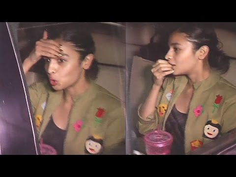 Don't Miss: Alia Bhatt's Funny Reaction After She Used Abusive Language!