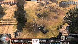 [CoH2 - #301] Punish your toilet vs [ADAPT] Jesulin