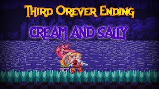 CREAM AND SALLY SURVIVED!! | Sally.EXE: Continued Nightmare Eye of three [Trio Orever Ending]