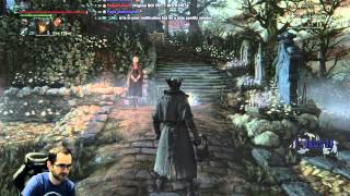 Bloodborne All Bosses No Deaths Run (No chalice dungeons)