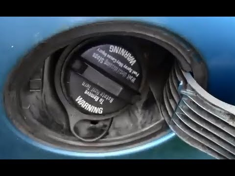 What Can Cause Excessive Pressure To Build In The Gas Tank >> How To Equalize Pressure In A Vehicle S Fuel Tank Youtube