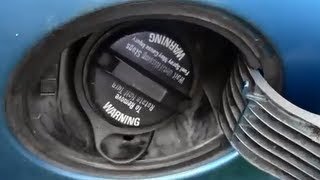 How to Equalize Pressure in a Vehicle's Fuel Tank