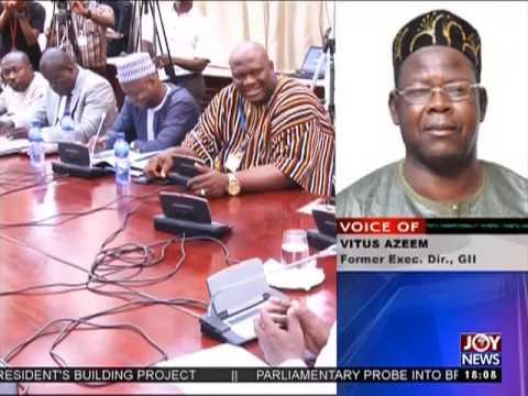 Vetting Bribery Probe - Todays Big Story on Joy News (15-2-17)