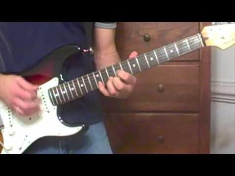 Led Zeppelin's-Living Loving Maid (guitar cover)